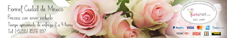 Envio flores cdmx rosas